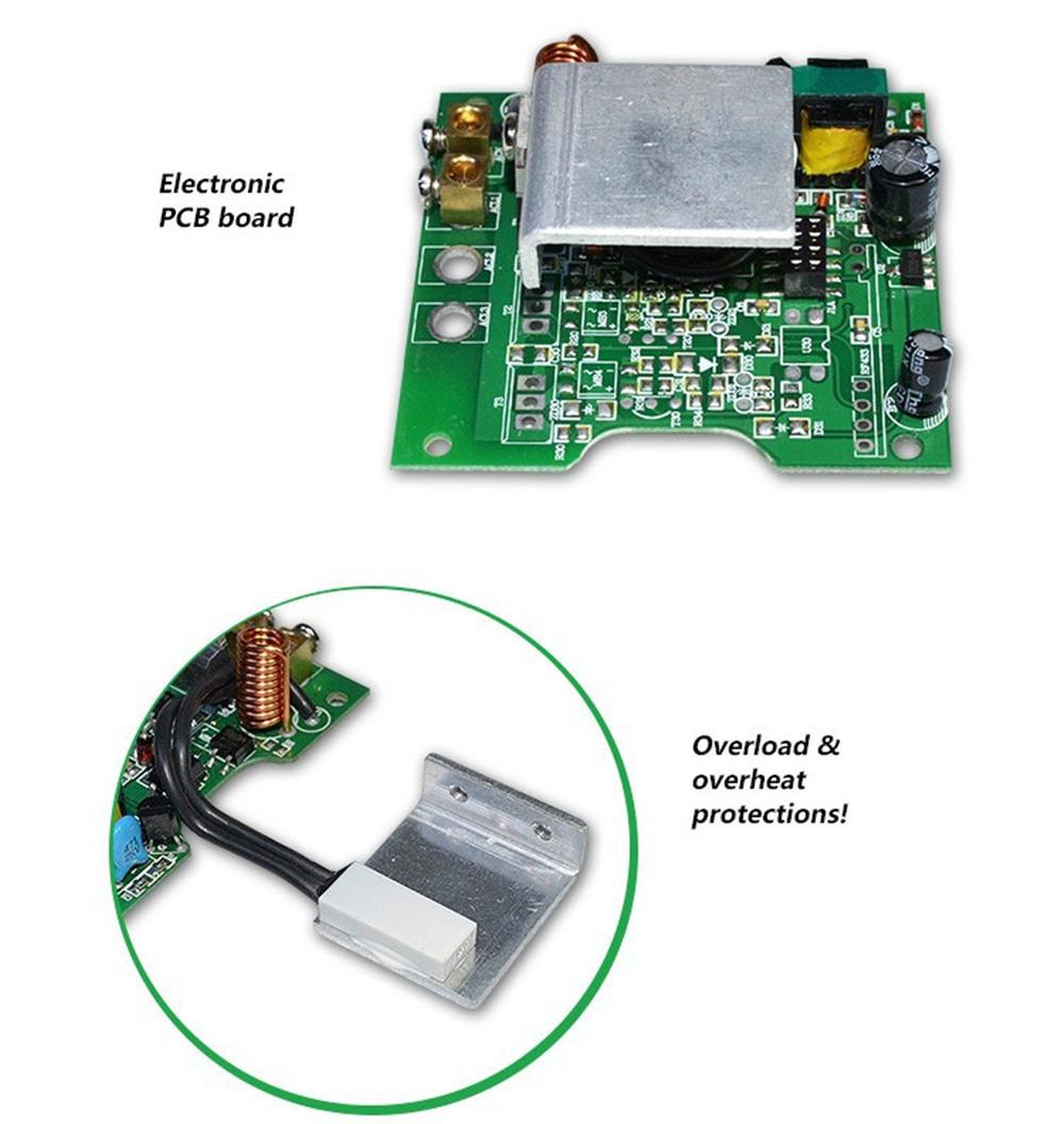 Wholesale-UK EU Standard touch dimmer switch light dimmer