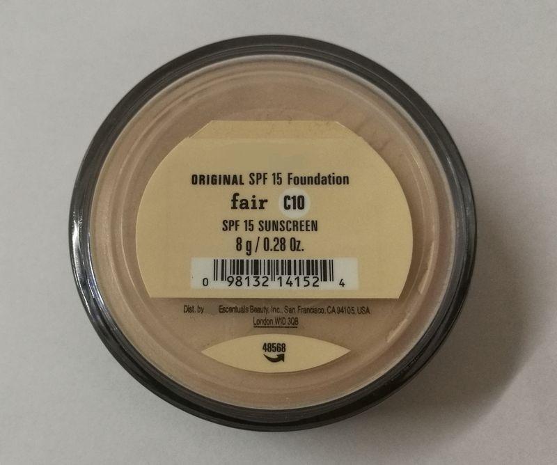DHgate coupon: Drop shipping Foundation Minerals original Foundation loose powder 8g C10 fair/8g N10 fairly light/8g medium C25/8g medium beige N20.