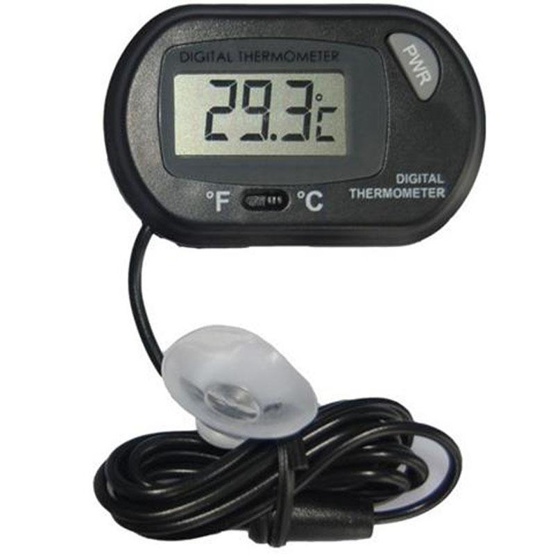 Digitales elektronisches Thermometer Embedded Temperatur Meter Sonde Wasser ST