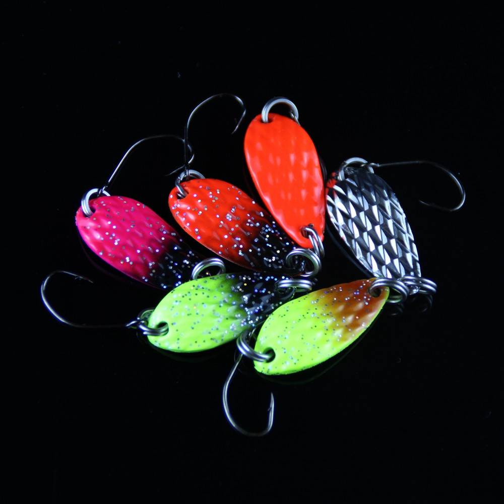 20pcs Metal Fishing Spoon Lure Jig Bait 3.5g Spoons Lures Bait-Artificial Bass Fishing Spinners Fish Supplies Pesca Sport (11)
