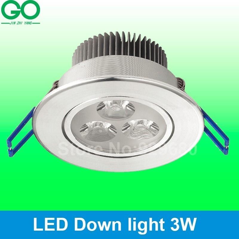 led down light 3w