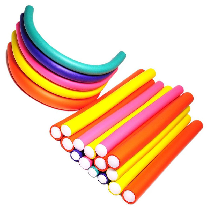 Magic curler hair spiral curler (3)