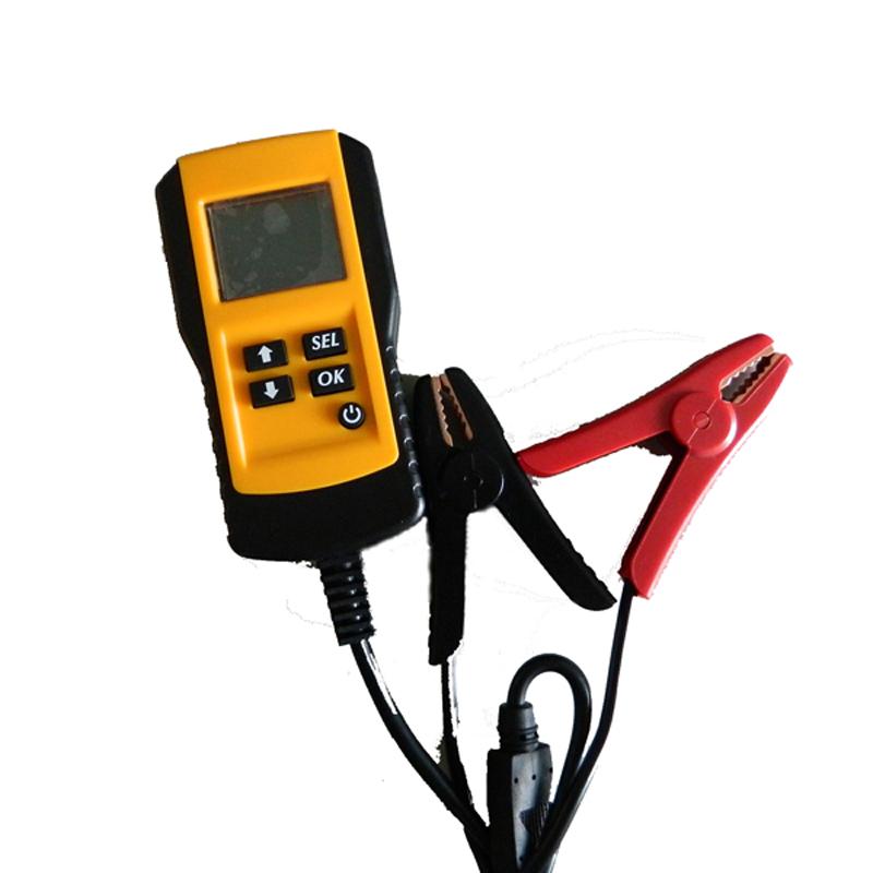 AE300 12V LCD Vehicle Car Digital Battery Test Analyzer Diagnostic Tool New
