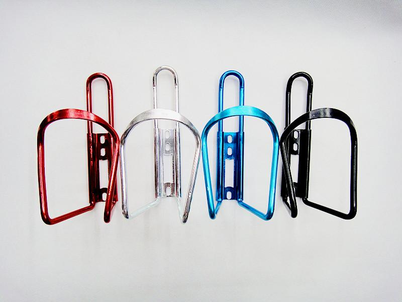 Alu portabidones bicicleta para botella de agua con portavasos holder f3 azul