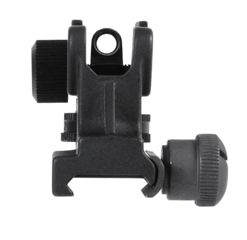 Detachable AR Dual Apertures A2 Rear Sight Fits 20mm Mount All Flat Tops of Hunting Gun Rifle Sight Accessories