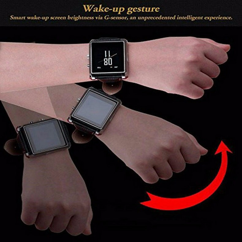 smart watch 2016 cell phone smartwatch wearable devices fitness tracker heart rate monitor electronics reloj inteligente health android wear Wristwatch google top octopus apachie bluetooth Real time step (10)