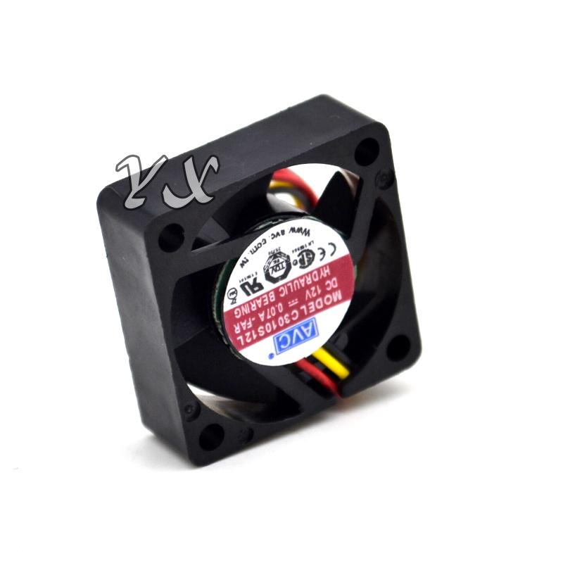 for EVERCOOL 3010 EC3010L12EA 12V 0.06A 3CM//cm Ultra-Quiet Fan