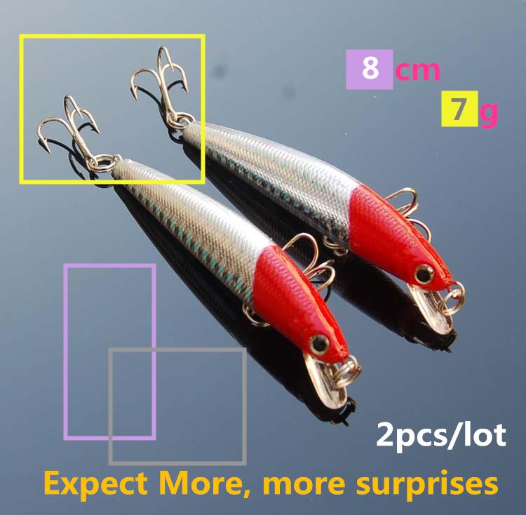 Am /_ Kf /_10cm Künstliche Fisch Köder Außen Angelzubehör mit Doppel Haken S