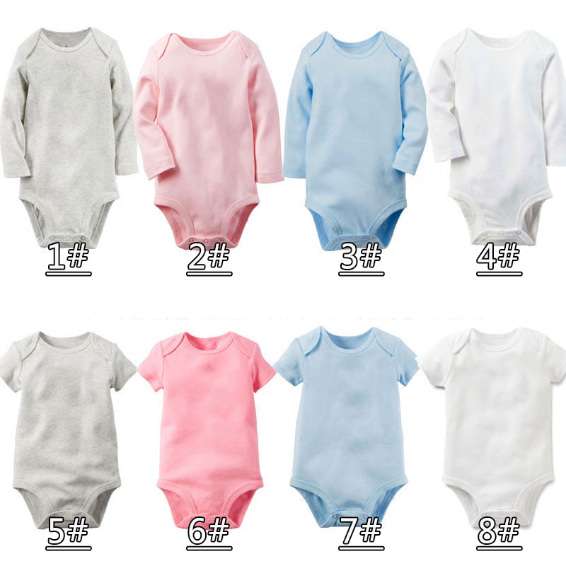Supplies Baby Romper Clothes Extension Piece Soft Multicolor Bodysuit Toddler LL