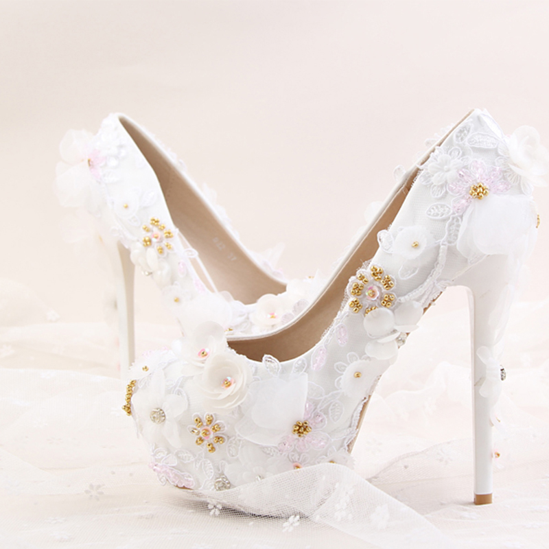 Discount Gold Wedding Shoes Inch Wedding Gold Shoes Inch Heel