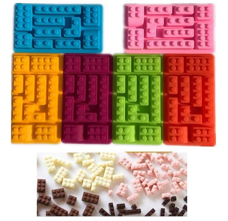 Unicorn Head Cube Ice Cube Silicone Fondant Moule G/âteau D/écoration Chocolat Biscuits Au Chocolat Bonbons Gel/ée De Sucre De Cuisson Moule Sugarcraft DIY 7-Cavit/é Pink