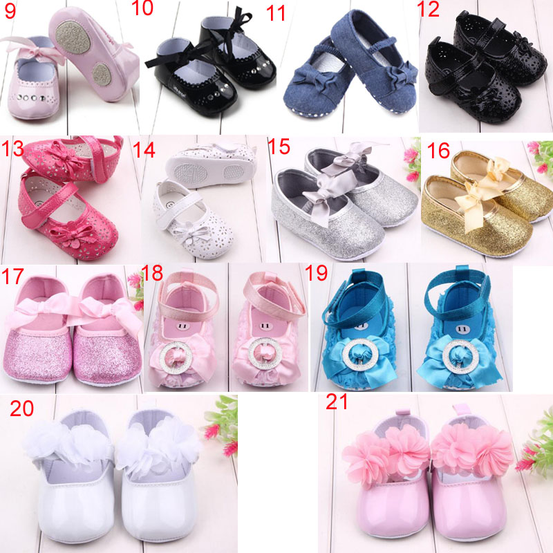 Facnyww Baby Girls Rivets Decor Leather Single Shoes,Little Princess Casual Flat Boots