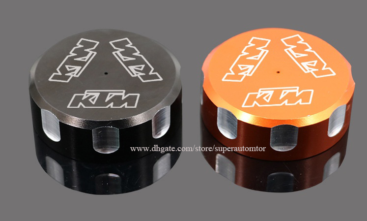 Color : 1 Pieces Tap/ón de Aceite de Freno de Motocicleta Bomba de Freno for Honda Ducati BMW KTM Suzuki Yamaha Motocicleta algod/ón Delantero Dep/ósito de l/íquido del calcet/ín