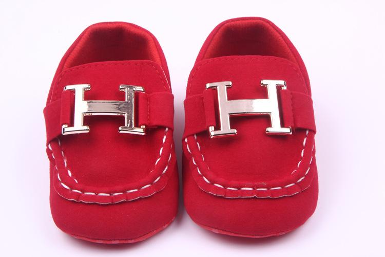 Baskets Bébé Garçons Baskets Classiques Casual Chaussures Mode Nouveau-Né Doux Anti-slip Prewalker Toddler Chaussures 4 couleurs