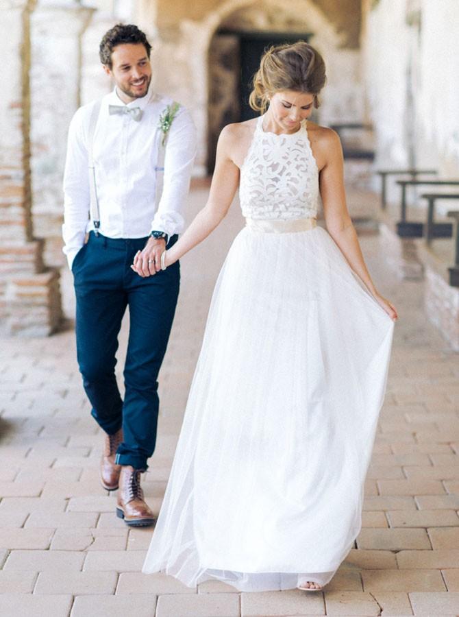Groß Einfache Hochzeitskleider Billig Fotos - Brautkleider Ideen ...