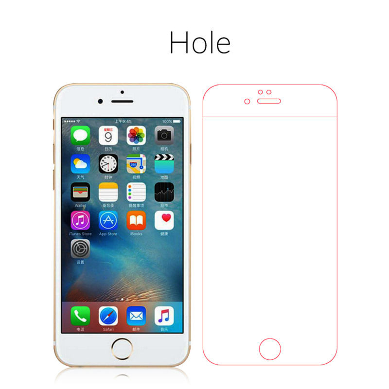 Full-Cover-Screen-Protector-Film-for-iPhone-6-6s-Ultra-Thin-TPU-Gold-Protective-Layer-Clear (2)
