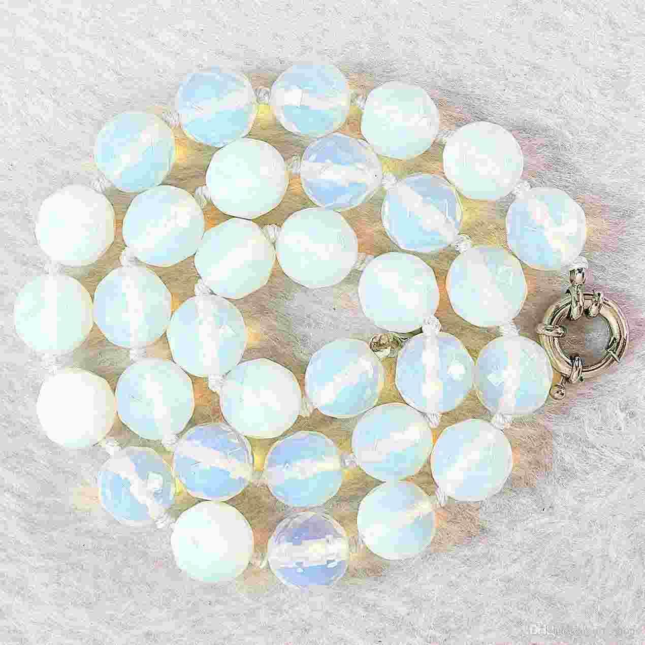 AAA 10mm Sri Lanka Moonstone Round Gemstone Loose Beads 15/'/'