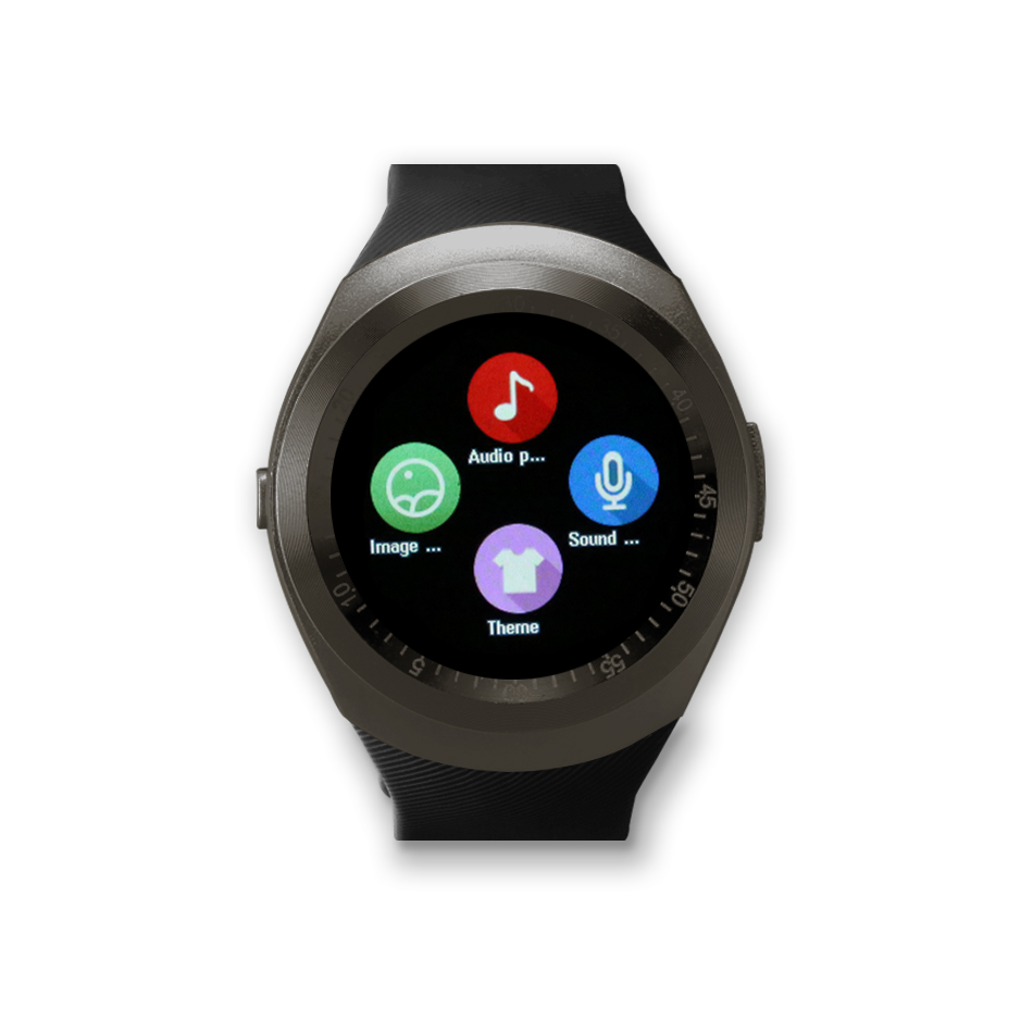 Y1 Smart Watch Latest Round Touch Screen Round Face ...