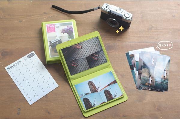 Nouvelle Arrivée Livraison gratuite Mini Taille Polaroid Album Photo pour  Instax Mini Film Taille Albums photo. 1. 2. 3. 4 939d4346bd9f