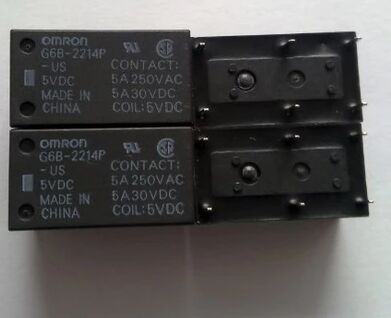OMRON componenti elettronici g6c-1114p-us-dc24 relay PCB SPST-NO