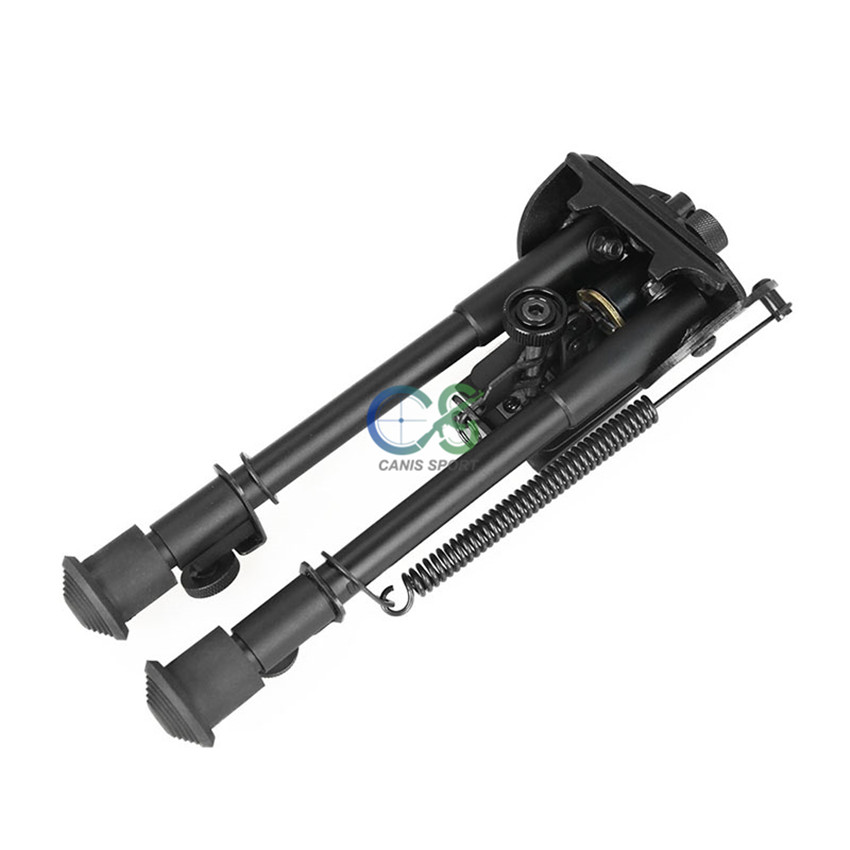Tactical 9-13 Inch Bipod Full Metal Bipod with 21.2mm QD Mount Adapter for Hunting CL17-0039