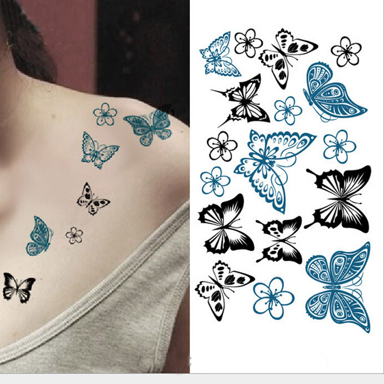 Discount Arm Butterfly Tattoo Designs Arm Butterfly Tattoo Designs 2020 On Sale At Dhgate Com