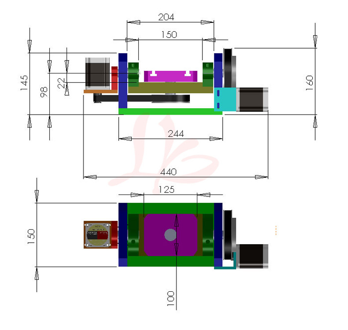 5th axis - T - C  (5)