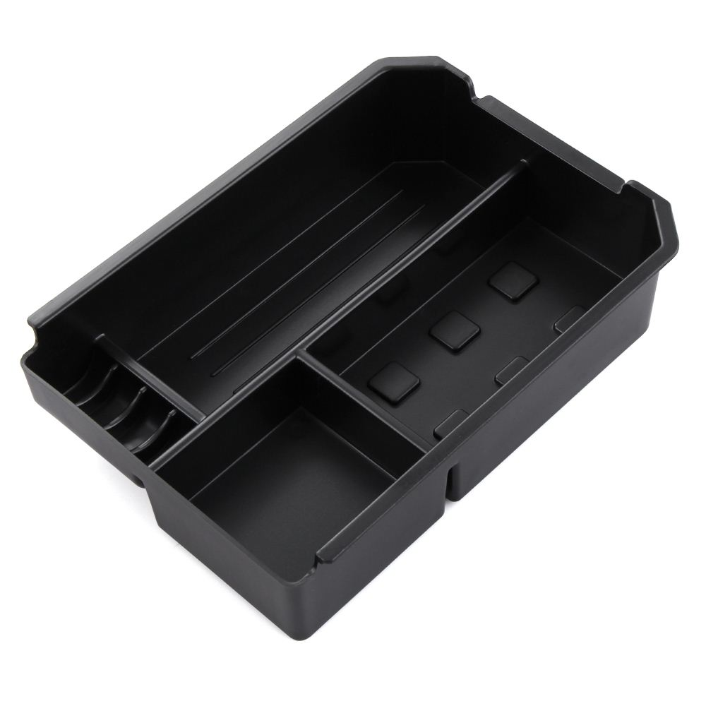 Rouge Couvercle de bo/îte daccoudoir pour X-Trail T32 /Étui de Protection Console Centrale