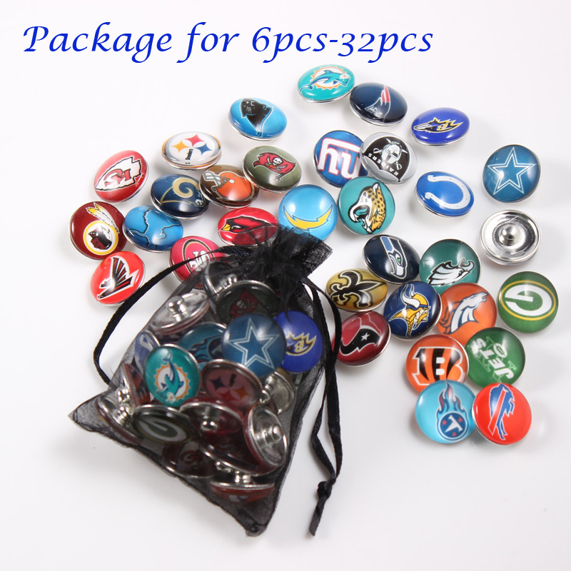 snap button packing