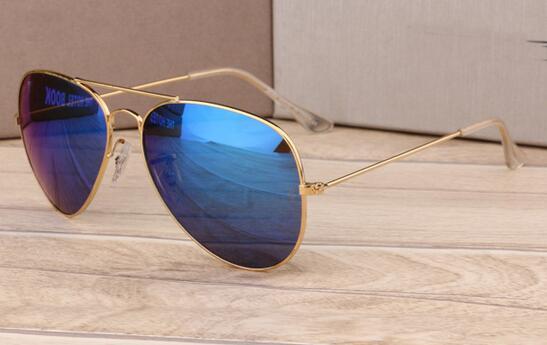 Da Donna Unisex Occhiali da sole Polarizzati Retro Designer Tonalità Celebrità calda estate