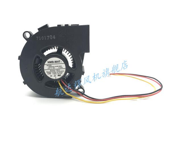 For NMB blower BM4520-04W-B39 12V 0.12A 4.5CM three lines projector fan
