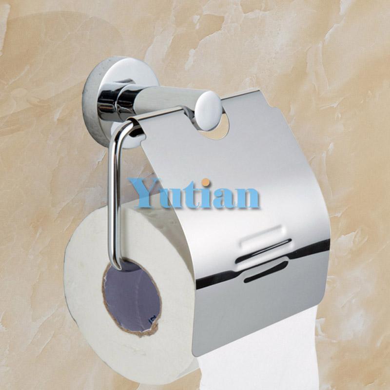 Seifenschale Handtuchhaken Papierhalter Toilettenbürste Set WC-Bürste Haken Bad