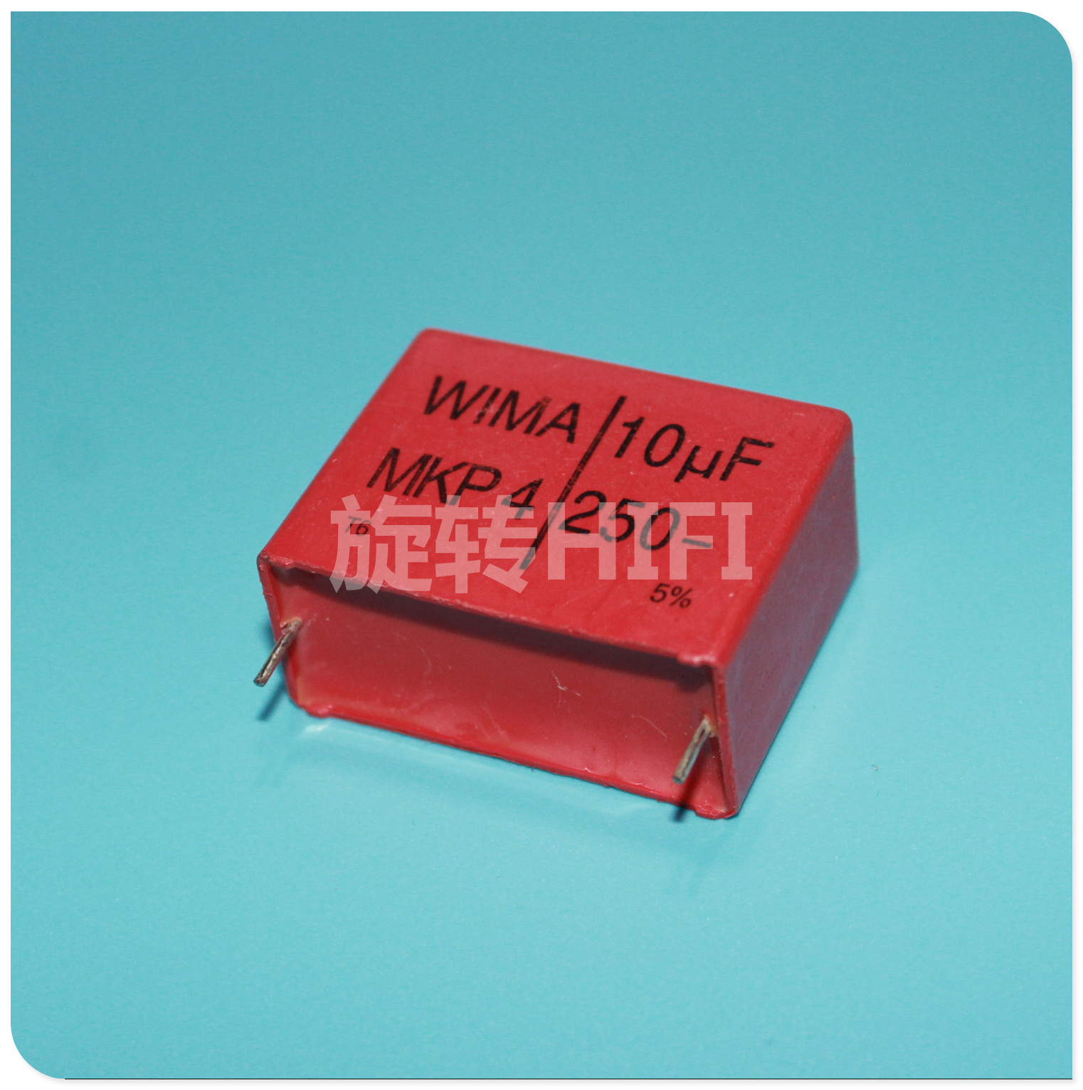 WIMA MKS4 MP 2 PCS PET Capacitor 1uF//400VDC