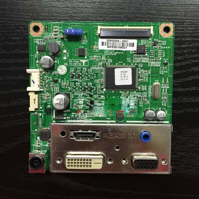 DHgate coupon: Original FOR LG IPS234V motherboard IPS224V driver board