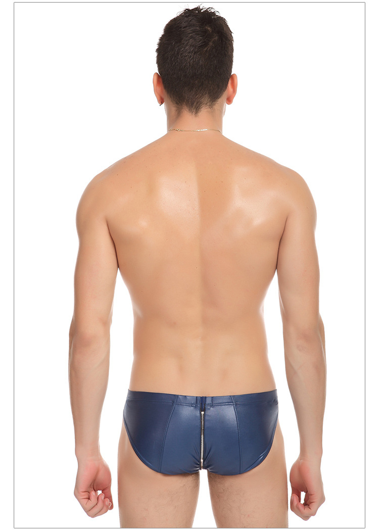 2018 jqk ciokicx bikini man smooth latex underwear men. Black Bedroom Furniture Sets. Home Design Ideas