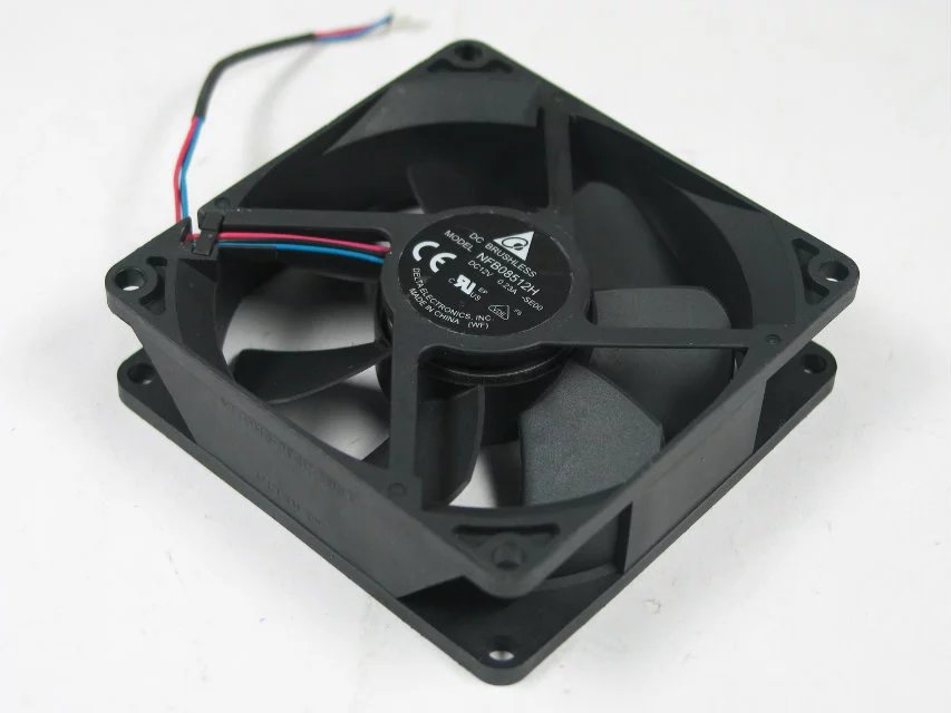 Original AFC0912DF U7581 12V1.43A 9cm server cooling fan