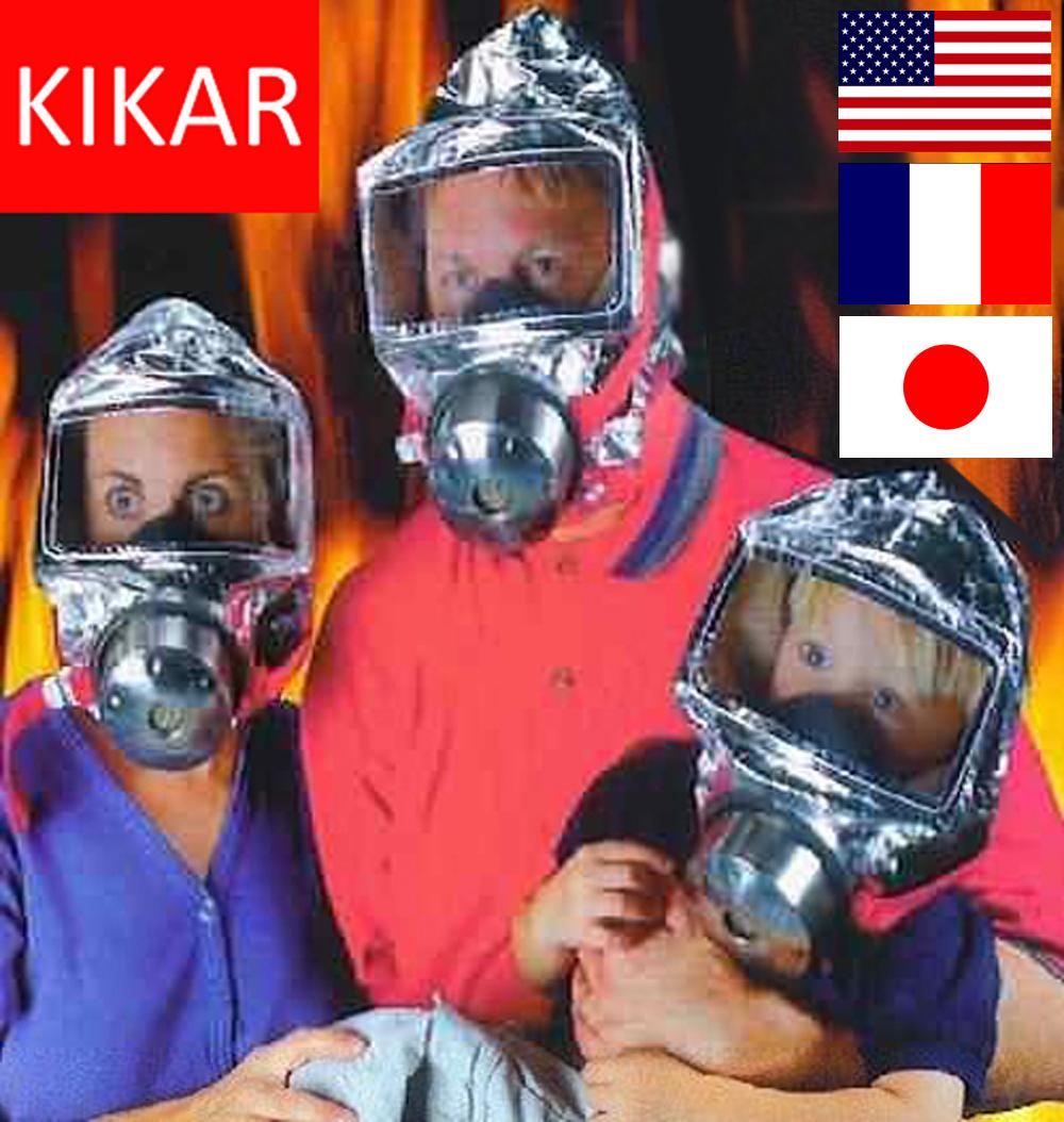 maschera respiratore antivirus