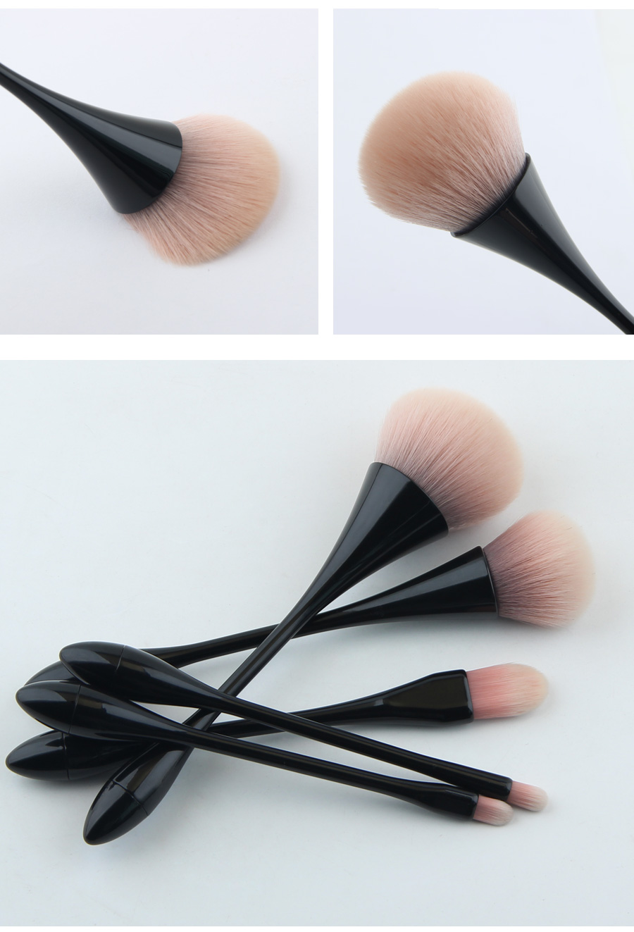 makeup brush set (6)