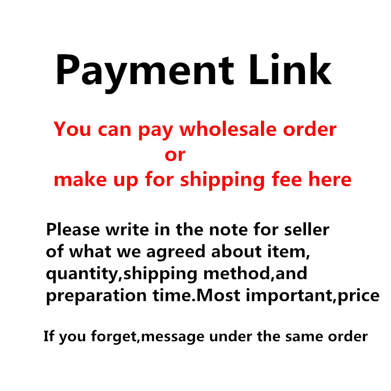Wholesale 925 Sterling Silver Charm Bead/Alloy Charm Bead/Other Items Payment Link