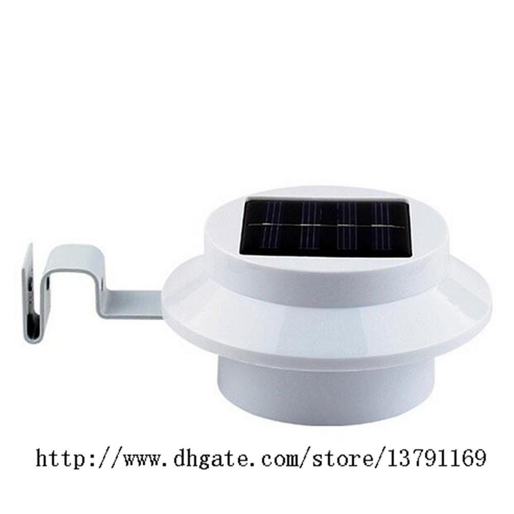 Lampe Energie Solaire Interieur led lampes solaires soleil pelouse lumière solaire led smart gutter nuit  utilitaire de sécurité résistant à l'eau d'économie d'énergie pour la  lumière