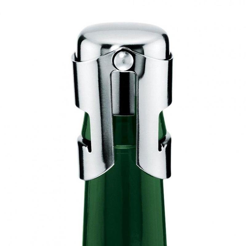 Tree-on-Life 1 Pc en Acier Inoxydable Maison Bar Collection De Vin Vin Rouge Champagne Mousseux Vin Liqueur Bouteille Scellant Cuisine Accessoire