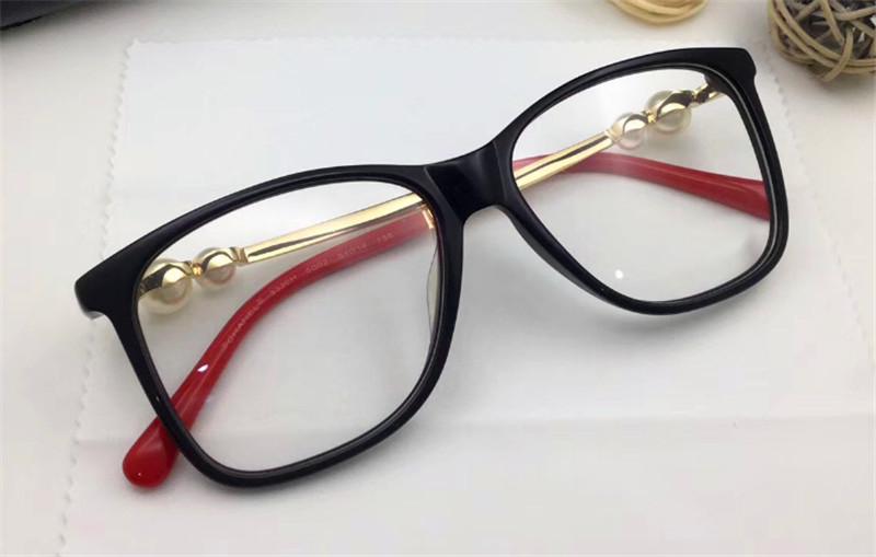 da931cec86a 2019 Luxury New Brand Glasses 3330 Prescription Eyewear Pearl Series ...