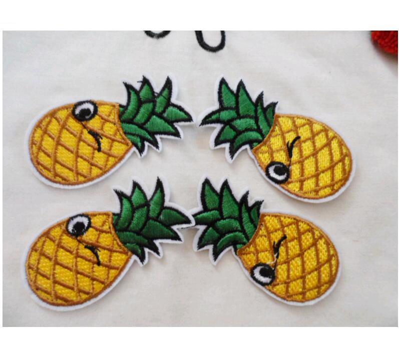 Parche Motivo insignia Coser Hierro en apliques 5PCS Set verano Palma Tropical Cactus