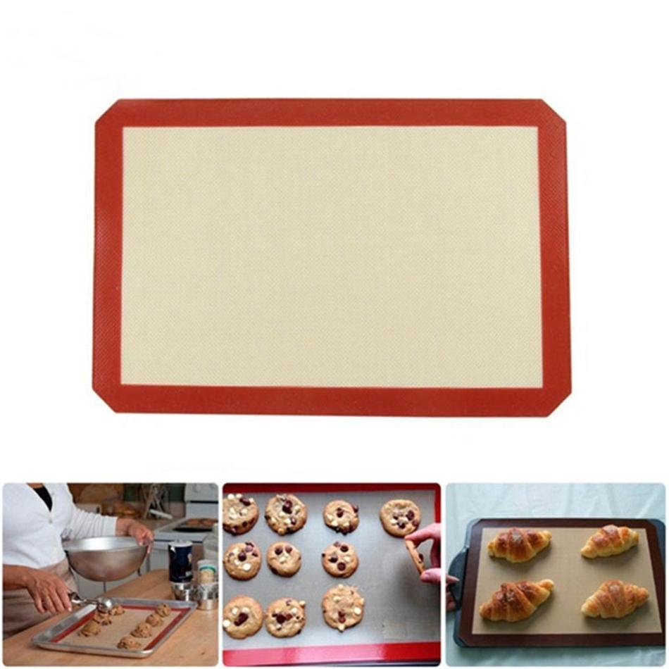 Küchen-Backen-Werkzeuge Backmatten-Silikon-Matten-Matten-Isolierungs-Matten