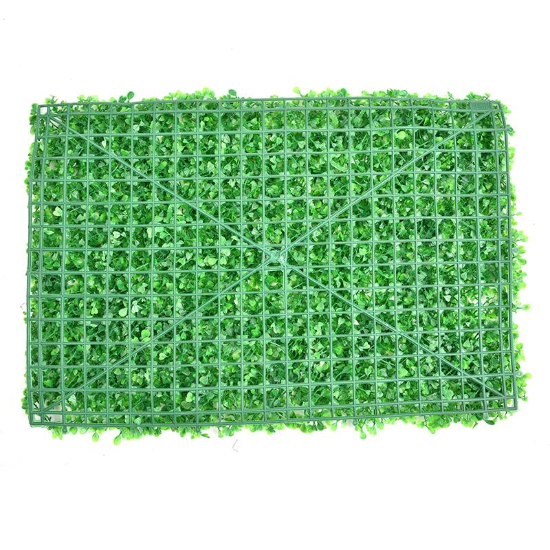 wholesale DIY Artificial Lawn Turf Green Grass Lawns Garden Market Store Wall Decor House Ornaments Decorative Plastic Turf 63*44cm