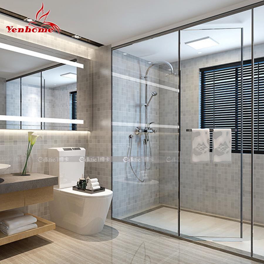 Adhesif Sur Carrelage Cuisine moderne pvc autocollant mural salle de bains imperméable auto-adhésif  papier peint cuisine mosaïque carrelage stickers pour les murs decal  décoration