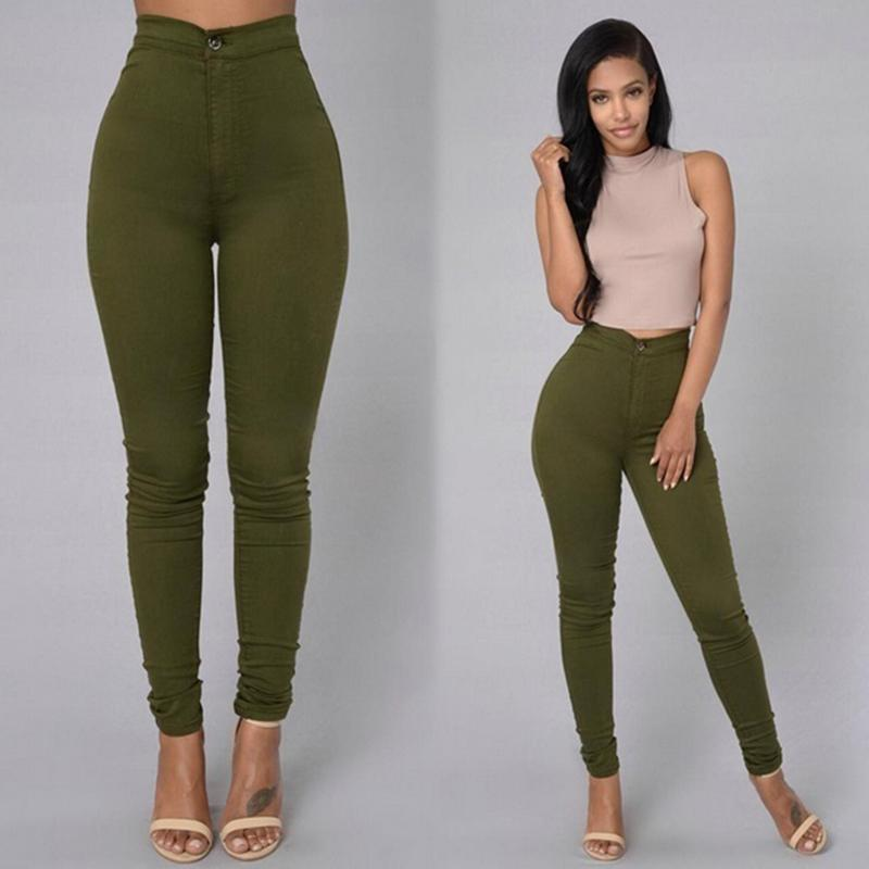 Polysaccharide Fruit Color Bound Feet Pencil slim ladies camouflage Camp Pants for women sport leggings crop tight maxi dress Paints woman
