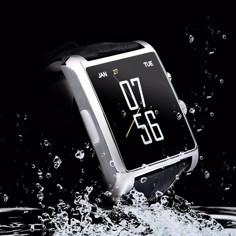 Smart Watch DM08 Bluetooth Waterproof Camera Wristwatch for IOS &Android for iphone 7S 6S samsung S7 huawei P9 Mate8 Smart phone (4)