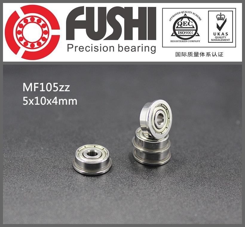 10 Flanged Ball Bearing F6700 ZZ Z 2Z 10mm Shielded