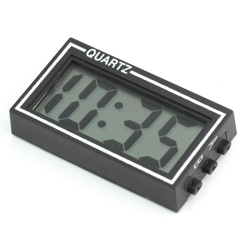 GLOGLOW Tableau de Bord LCD Voiture Tableau de Bord /électronique Horloge Date Heure Calendrier Affichage